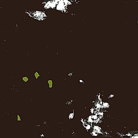 黑色马赛克迷彩背景素材
