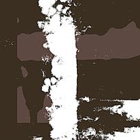 户外棕色迷彩底纹印花