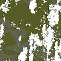 军绿迷彩底纹印花背景