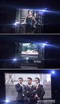 大气企业颁奖晚会视频ae模板