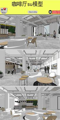 工业咖啡馆设计