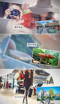 中国风水墨宣传片模板