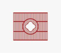 新中式雕花窗设计