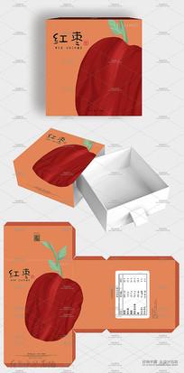 五谷杂粮包装之红枣