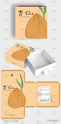 五谷杂粮包装之杏仁