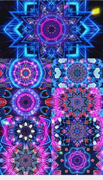 DJ动感舞蹈舞台背景视频素材