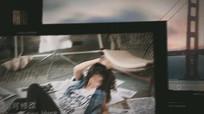 唯美怀旧写真相册AE模板