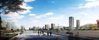 北面城市设计产业园透视 JPG