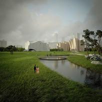 博物馆生态环境