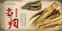 高端大气中国风背景海报