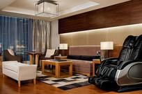 家装风格客房设计