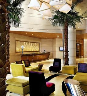 酒店大厅室内设计