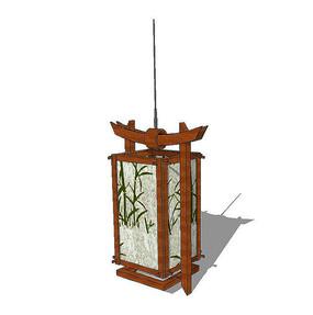 日式特色吊灯