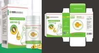 保健药品包装设计