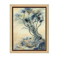 日式水彩装饰画