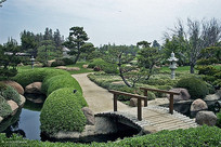 日式园林庭院 JPG