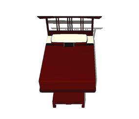 日系风格床具