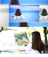 活力城市风采宣传视频AE模板