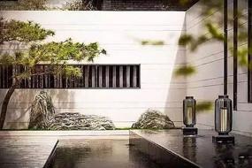 新中式庭院景观 JPG
