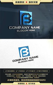 B字母原创LOGO设计