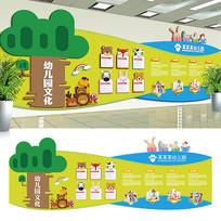 校园文化幼儿园文化墙形象墙