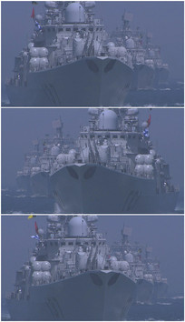 苏联海军编队震撼视频