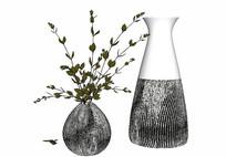 现代装饰花瓶