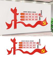 社会主义核心价值观展板