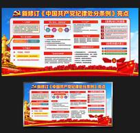 中国共产党处分条例宣传栏
