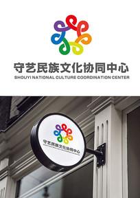 民族文化logo设计
