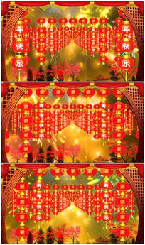 春节过年视频