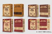 狗粮产品包装设计