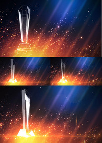 年会颁奖LED视频