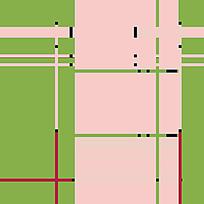 浅绿色粉色色块图素材