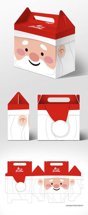 创意圣诞老人圣诞节包装礼盒