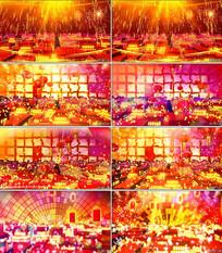 欢乐中国年背景视频