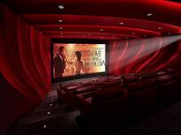 吉林大剧院室内效果图