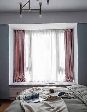 现代风格住宅卧室意向