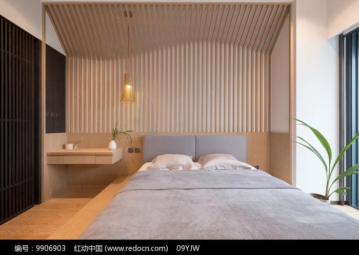 """香港""""庭""""住宅卧室意向图片"""