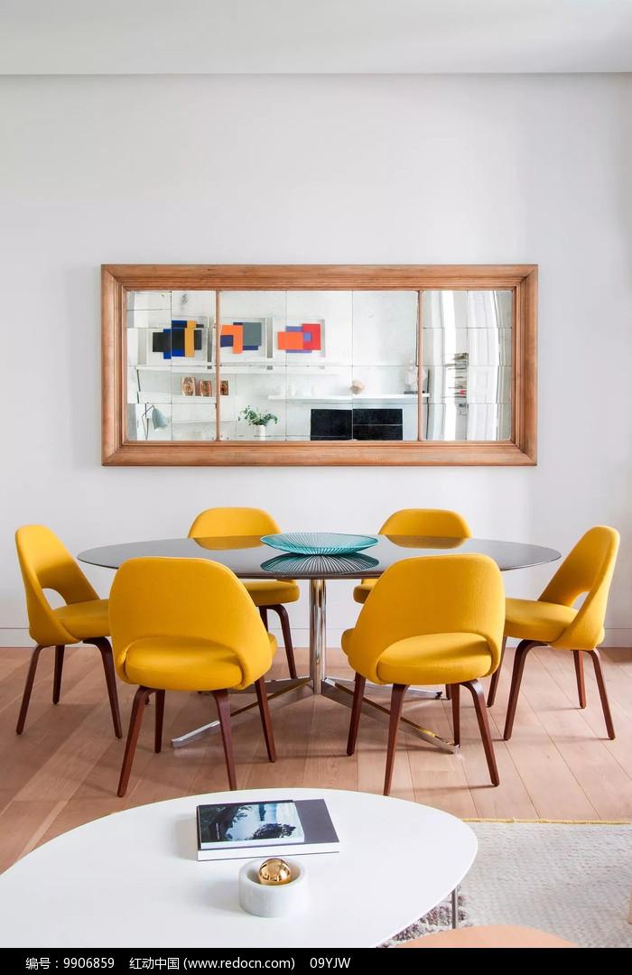 西班牙元素家居餐厅意向图片