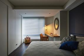 形色住宅空间设计卧室意向