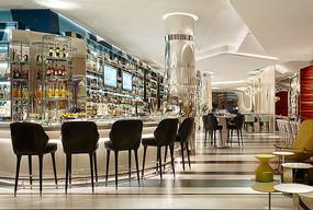 现代特色酒吧设计