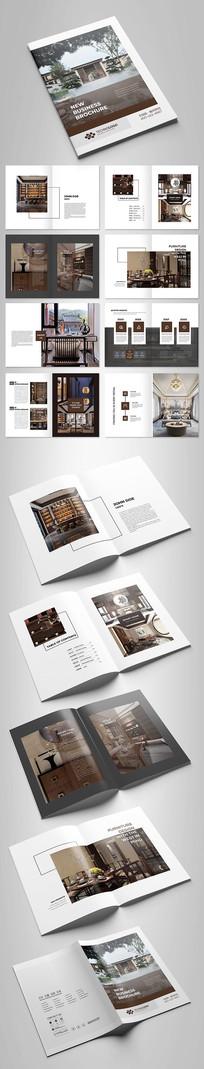 简约新中式装饰设计画册