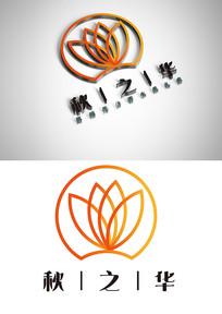 秋之华logo AI