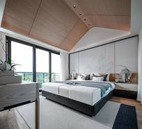 新中式客房设计