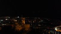 2018雅典之夜4k实拍视频