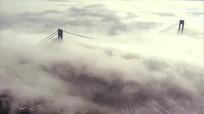 杭州湾跨海大桥实拍视频