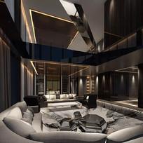 澳门顶级酒店沙发效果图 JPG
