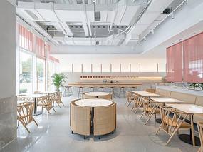 小清新咖啡厅设计