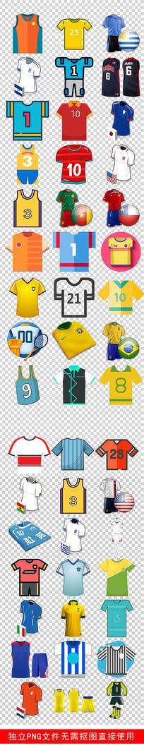 足球球服球服的球服球场素材